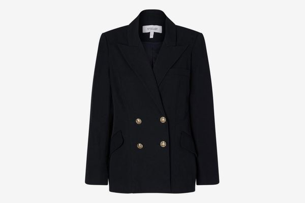 Derek Lam 10 Crosby Double-Breasted Blazer