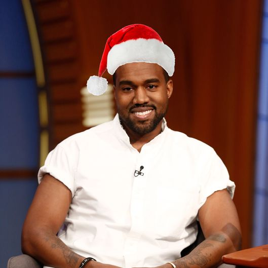 Someone Made a Christmas Version of Yeezus -- Vulture