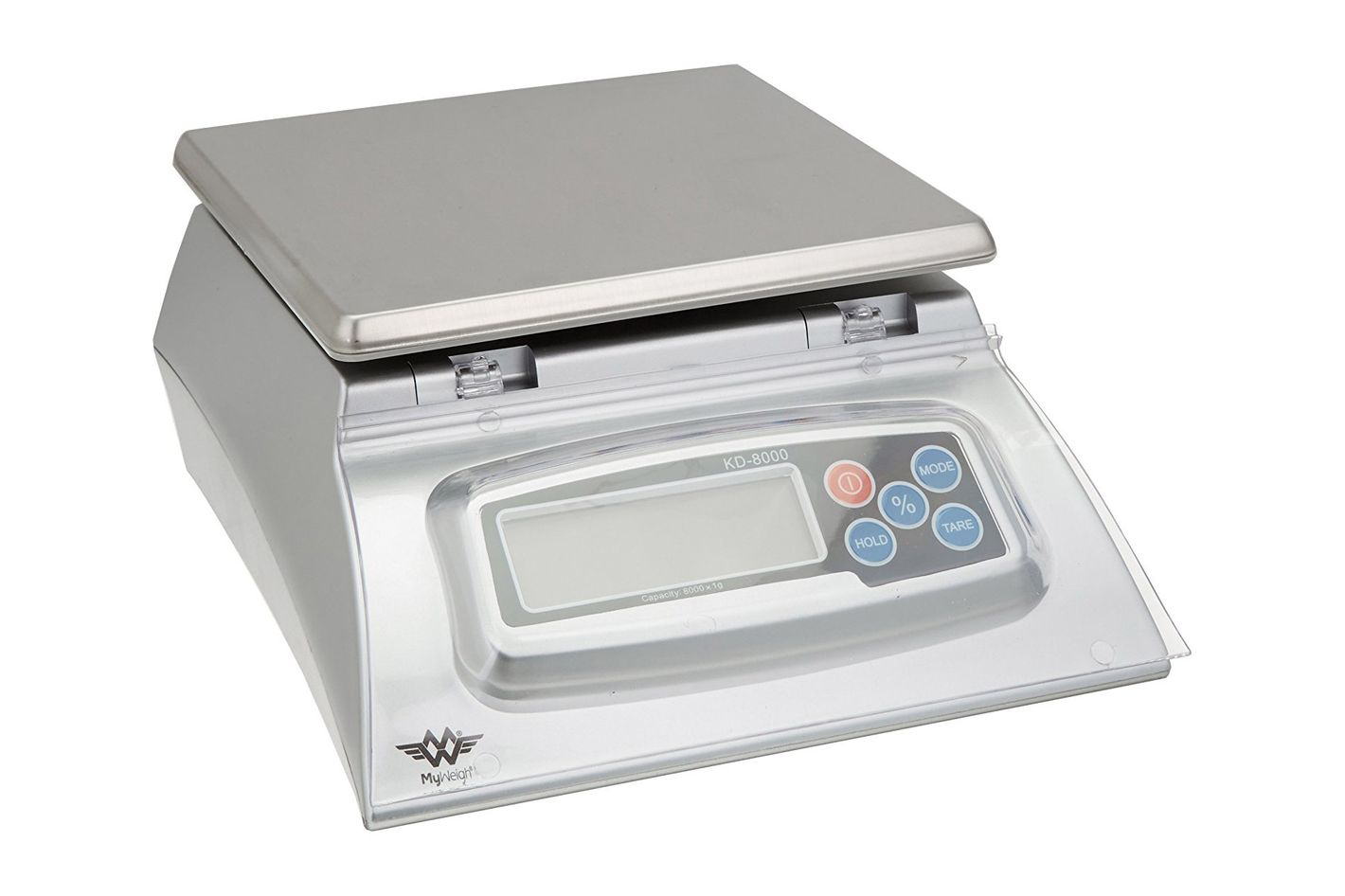 Merveilleux Bakers Math Kitchen Scale Stainless Steel
