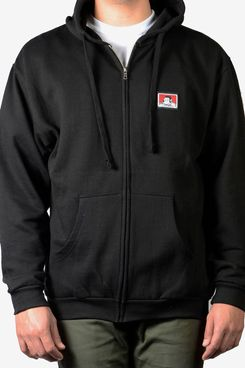 Ben Davis Hooded Zip Sweatshirt
