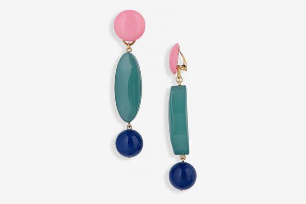 Rachel Comey Roundoff Drop Earrings