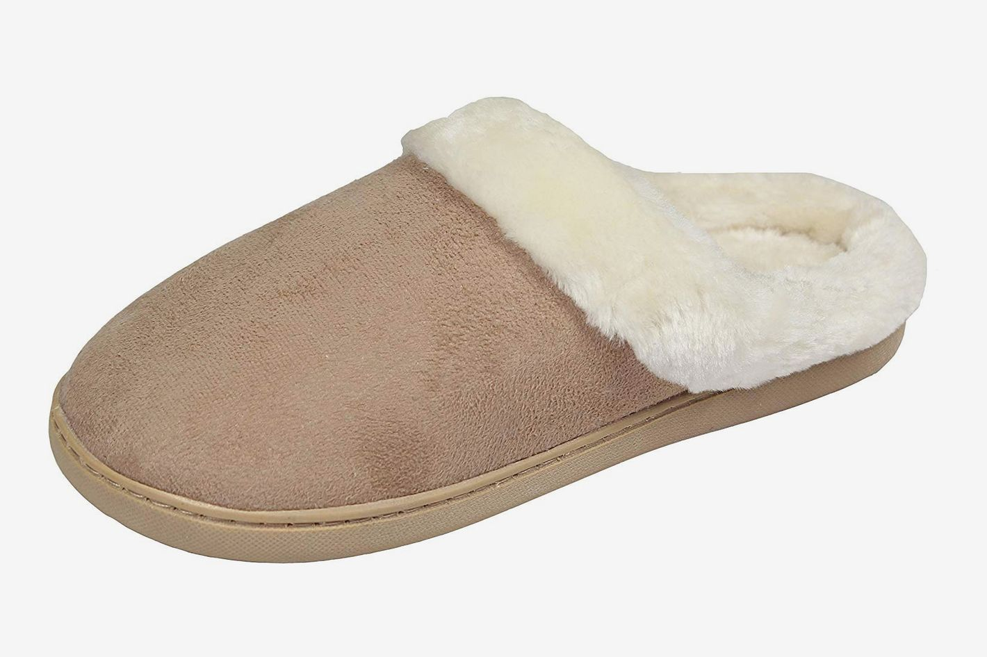 fd609b5db5a8 Luxehome Women s Cozy Fleece Slippers