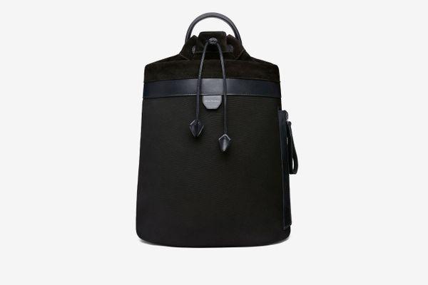 Trash Black Backpack