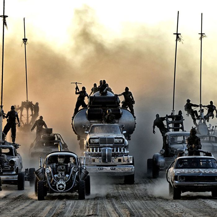 Mad Max S Production Designer On How He Made All Those Badass Cars