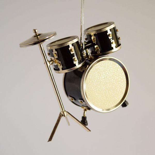 Christmas in Manitou Drum-Set Ornament