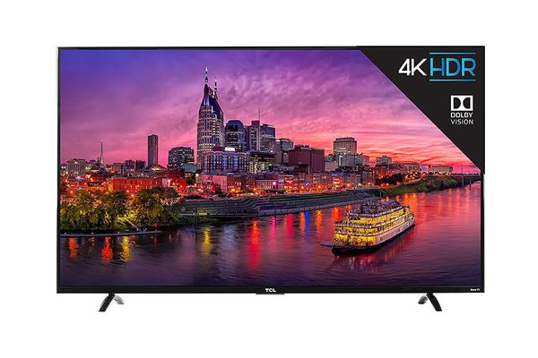TCL 55P607 55-Inch 4K Ultra HD Roku Smart LED TV (2017 Model)