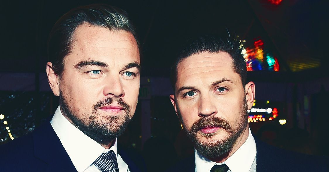 d631dcac3 Tom Hardy Loses Bet to DiCaprio, Gets 'Leo Knows All' Tattoo