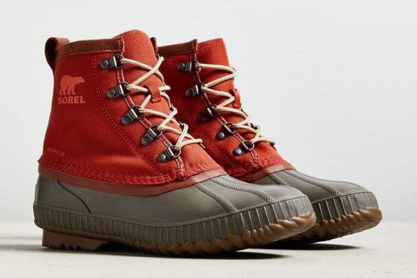 Men's Sorel Cheyanne II Short Nylon Boot