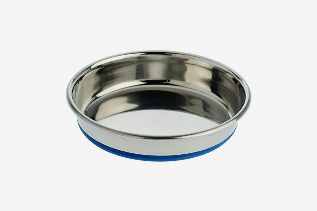 OurPets Durapet Premium Stainless Steel Cat Bowl