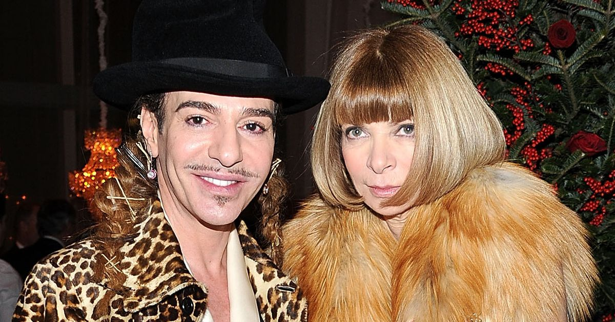 Report: John Galliano to Present at the BFAs -- The Cut