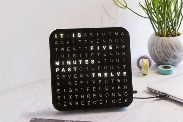 Brilliant Ideas LED USB Word Clock
