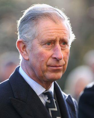 Prince Charles.