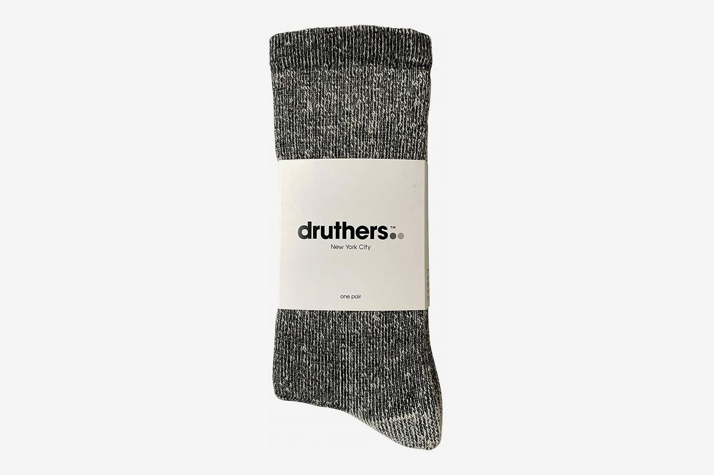Druthers The Perfect Cozy + Thick Merino Wool Socks