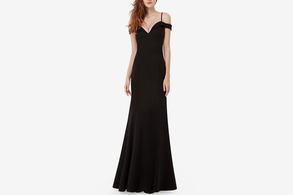 Ever-Pretty Women's Floor Length Off Shoulder Sweetheart Neckline Evening Dress