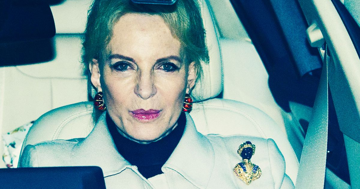 Princess Michael of Kent Wears Brooch to Meghan Markle Lunch