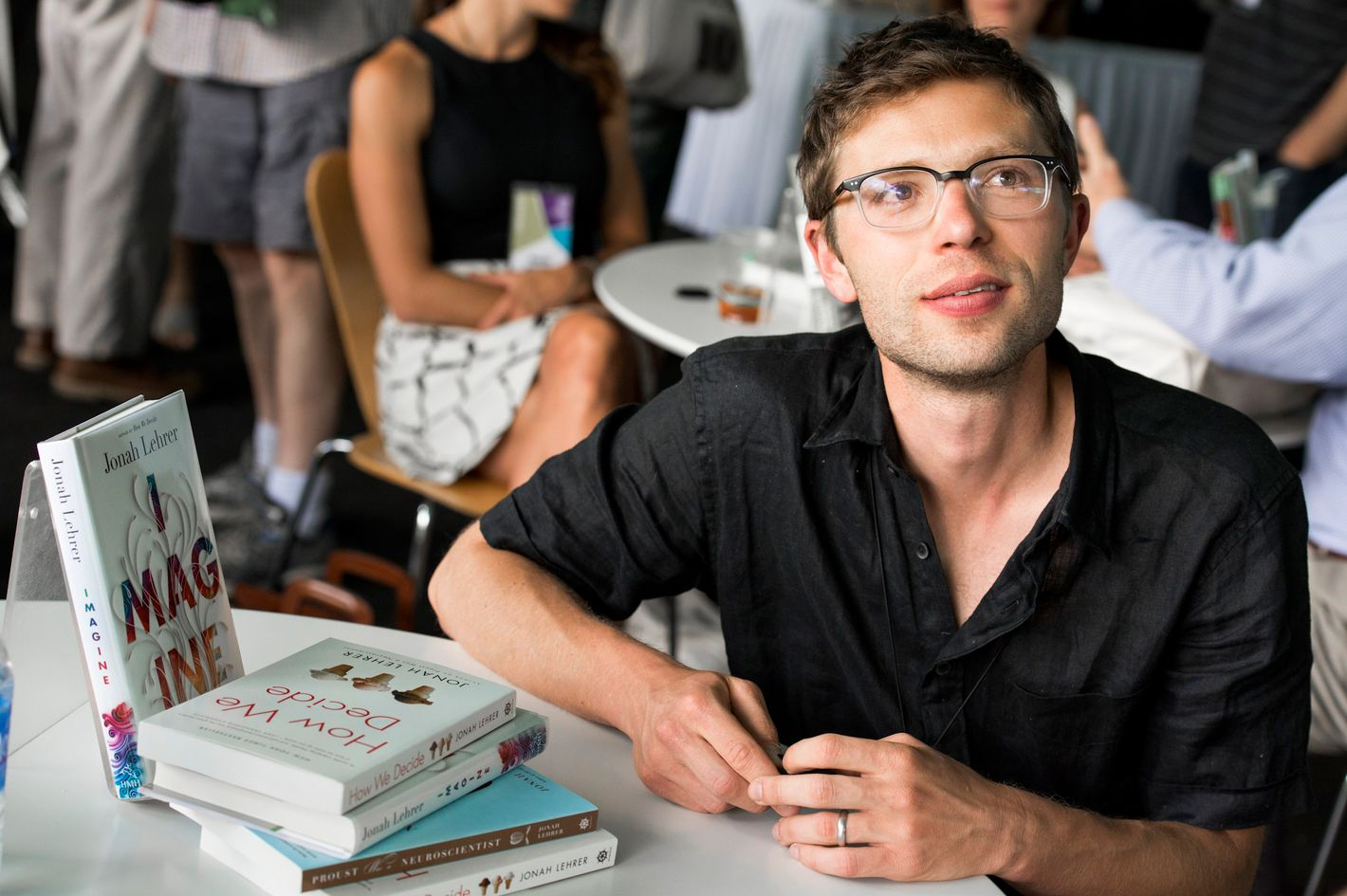 Jonah Lehrer\'s First Post-Scandal Book Is Not the One We\'ve Been ...