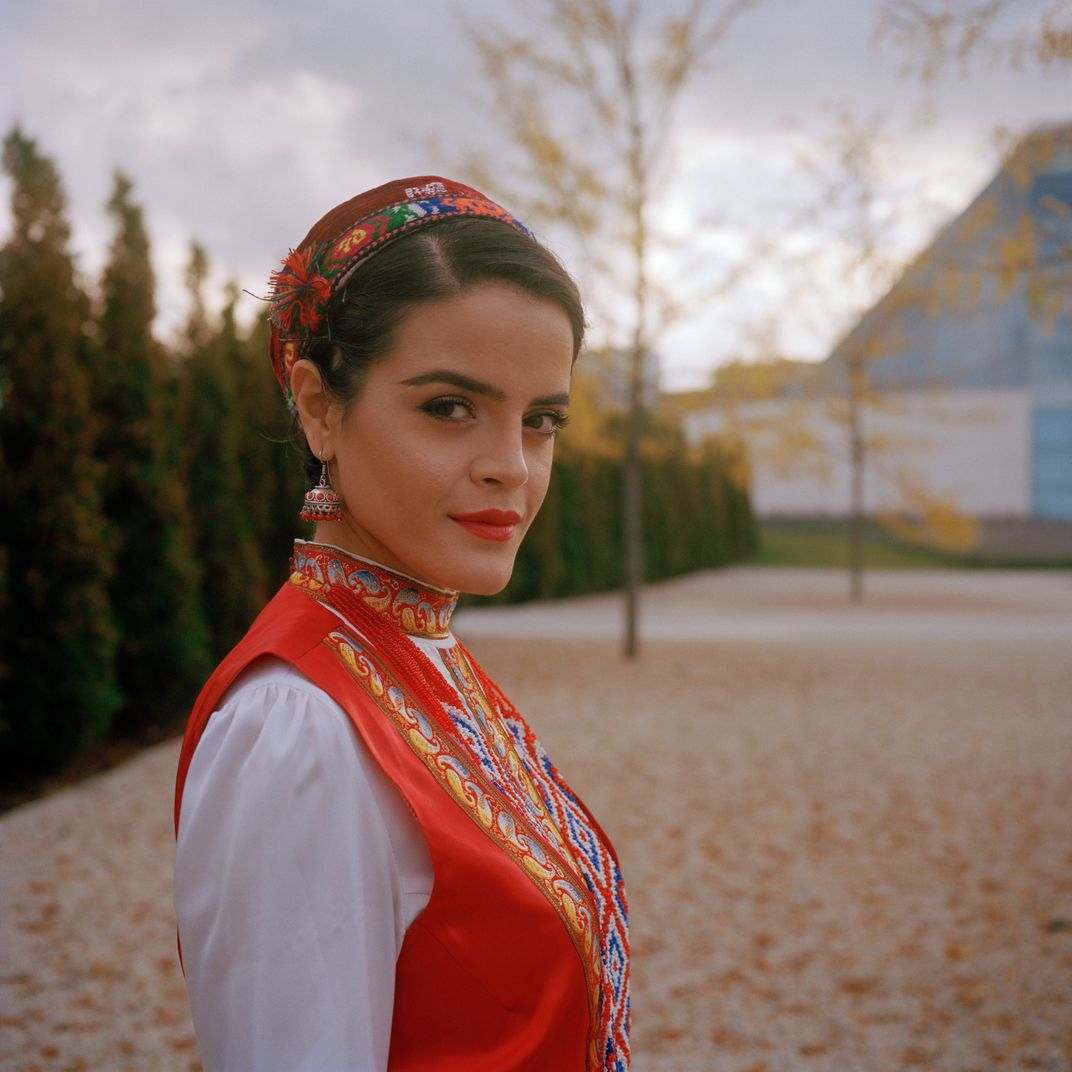 See Unexpected Photos of Central Asian Style