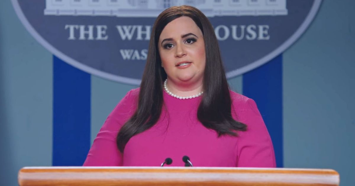 SNL's Aidy Bryant Is the Only Sarah Huckabee Sanders We'll Miss