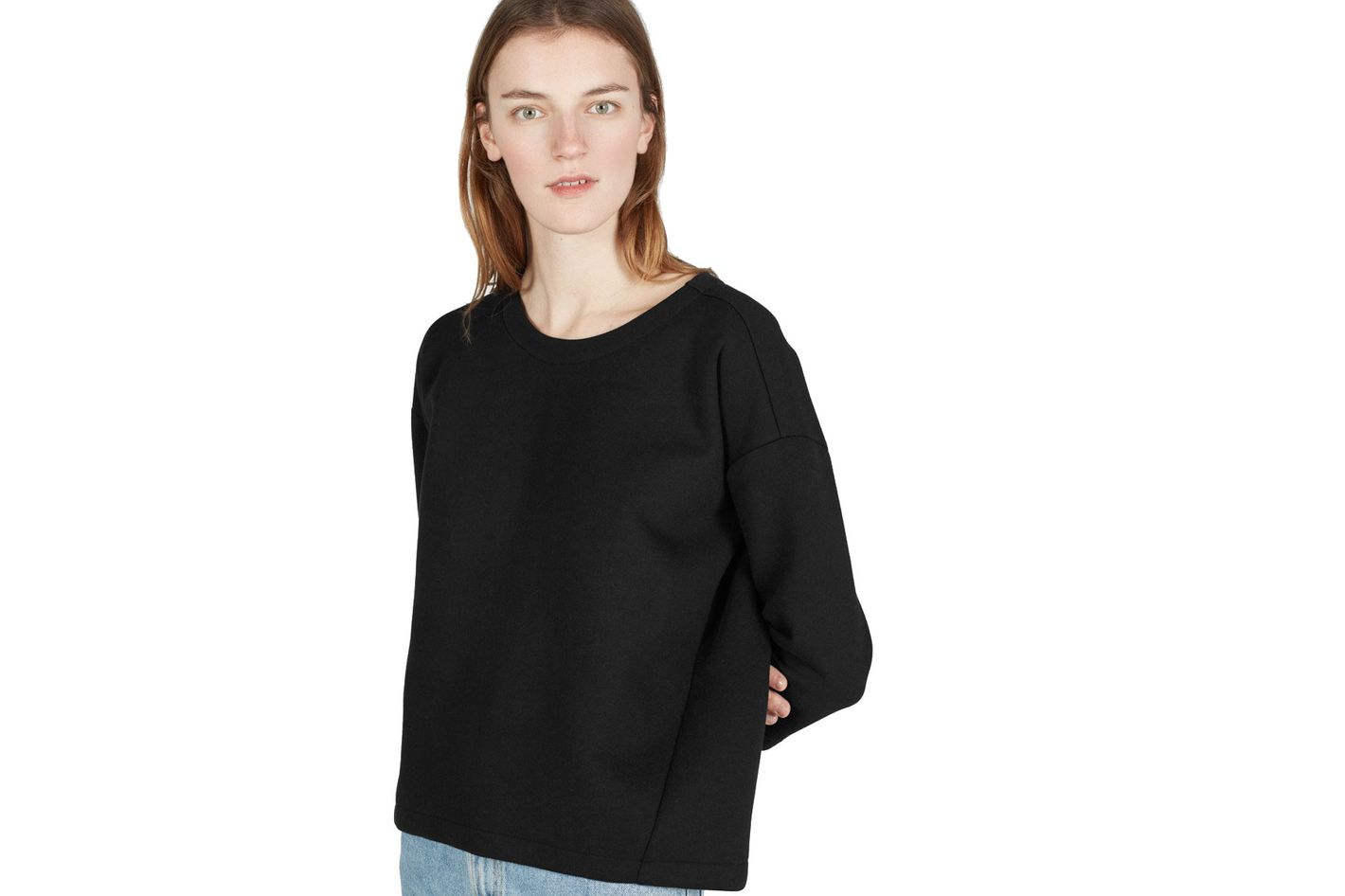 Everlane Women's Street Fleece Sweatshirt