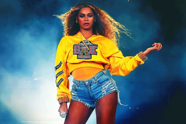 Beyonce at Coachella.