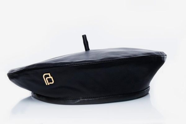 2020 Leather Beret