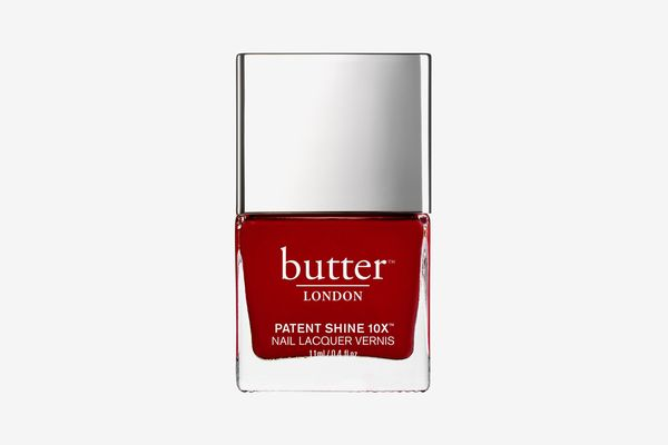 Butter London Nail Lacquer in Come to Bed Red