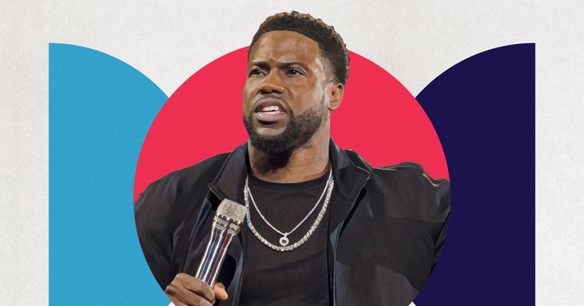 Kevin Hart Is Never Done Figuring It Out