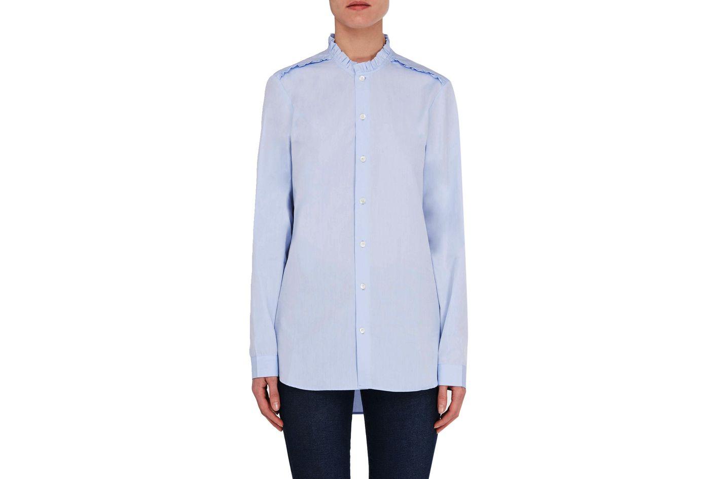 Marie Marot Diana Collar Shirt