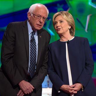 Democratic Presidential Debate in Vegas