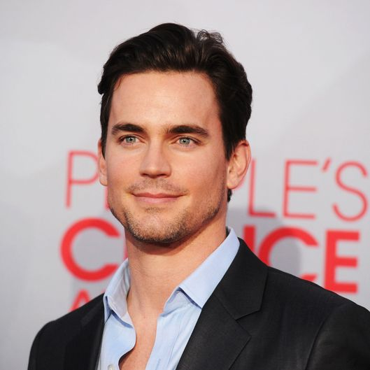 Actor Matt Bomer arrives at the 2012 People's Choice Awards held at Nokia Theatre L.A. Live on January 11, 2012 in Los Angeles, California.
