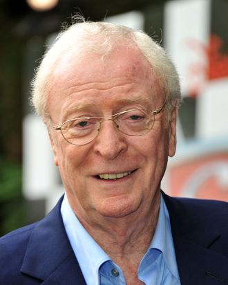 Michael Caine attends the pre party for the