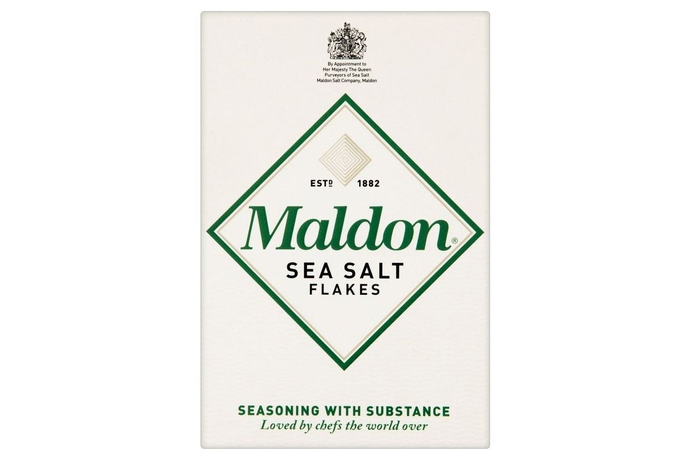 Maldon Sea Salt Flakes, Pinch Tin