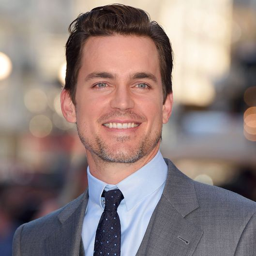 Matt Bomer Was Suppose...