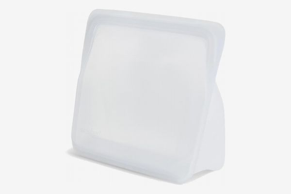 Stasher Stand-Up Silicone Reusable Food-Storage Bag