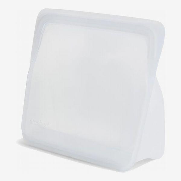 Stasher Stand-Up Silicone Reusable Food-Storage Bag