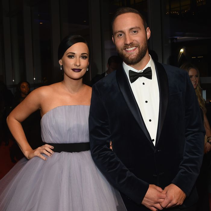 Kacey Musgraves Became Engaged on Christmas to Ruston Kelly