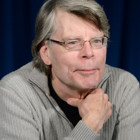 FRANCE-US-LITERATURE-STEPHEN-KING