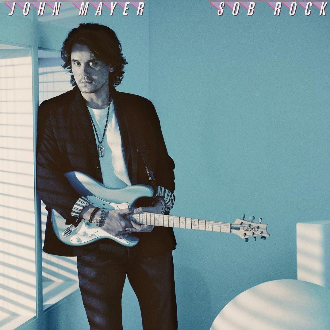 John Mayer Announces New Album 'Sob Rock' With Cover