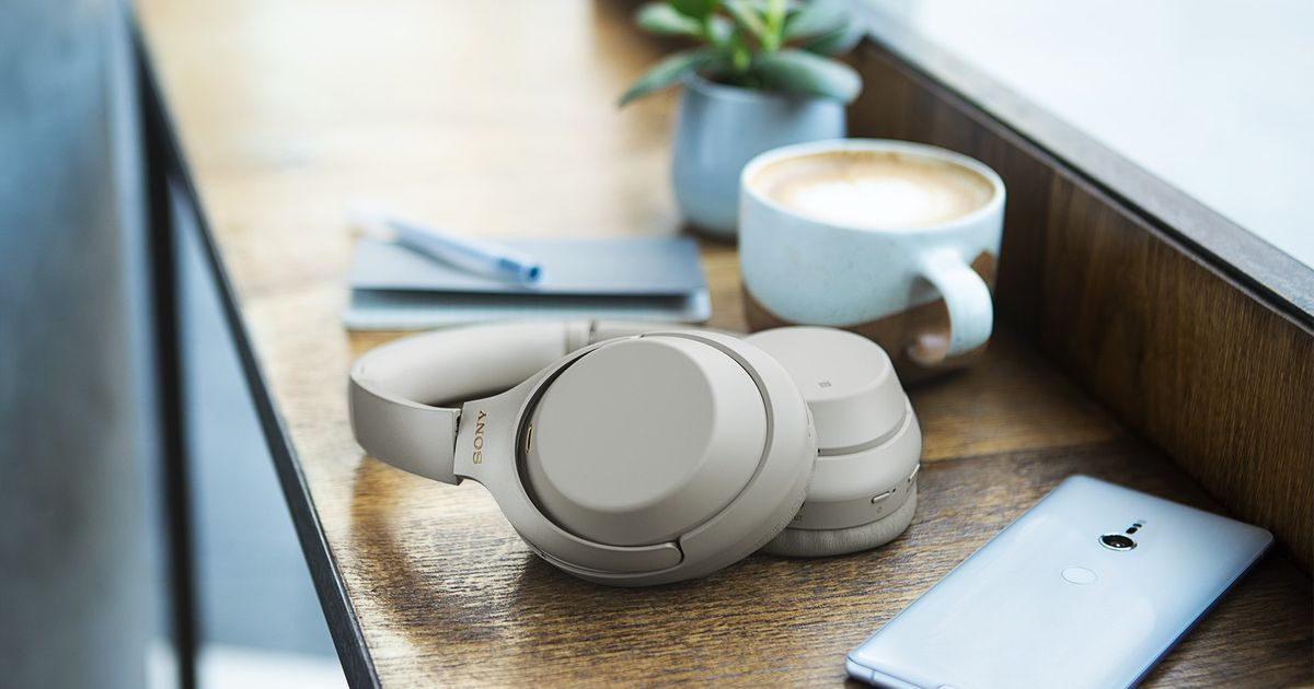 Sony Makes the Best Noise-Canceling Headphones I've Ever Owned