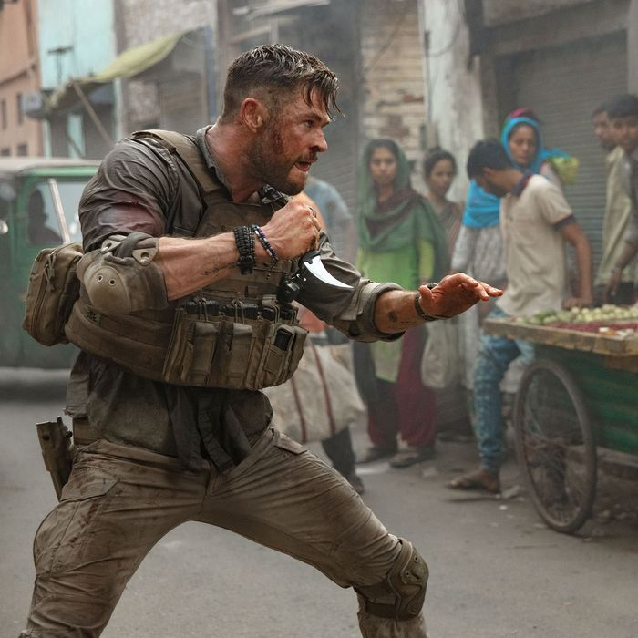 Extraction 2 And Netflix S Action Movies Arms Race