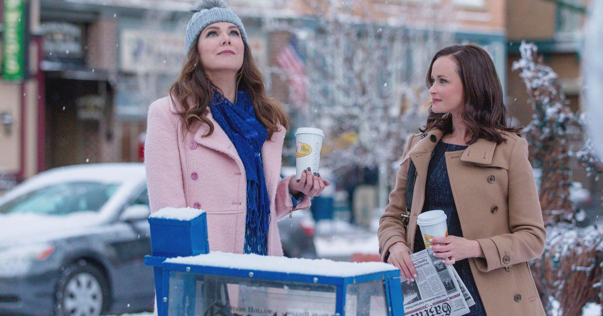 A Weekend At The Gilmore Girls Fan Festival