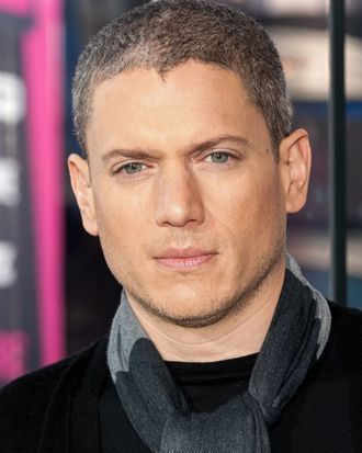 You can't fat-shame Wentworth Miller.