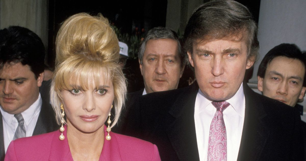 Ex Wife Accused Donald Trump Of Violating Her Spokesman Claims Marital Rape Is Legal