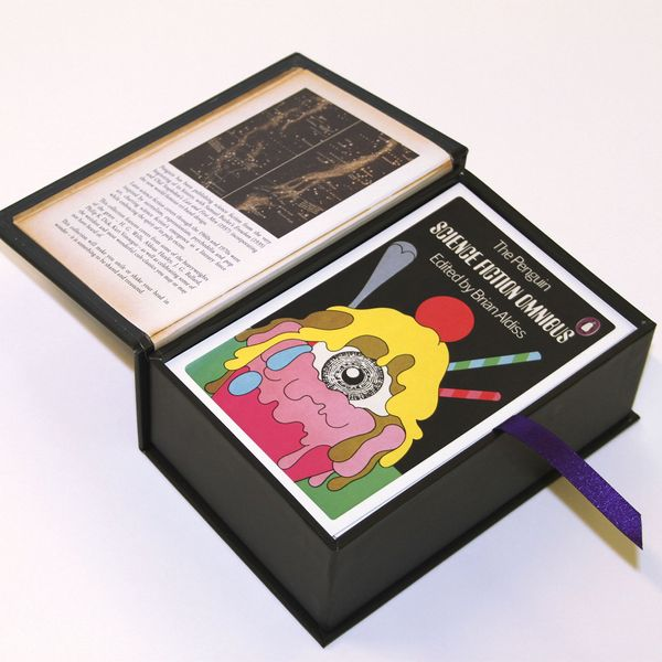 Penguin Science Fiction Postcard Box