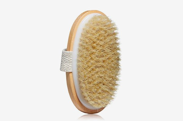 Natural Bristle Body Brush