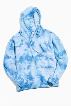 Standard Cloth Stockton Tie-Dye Hoodie Sweatshirt