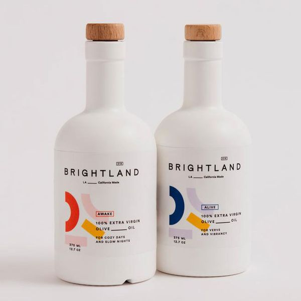 Brightland The Duo Olive-Oil Set