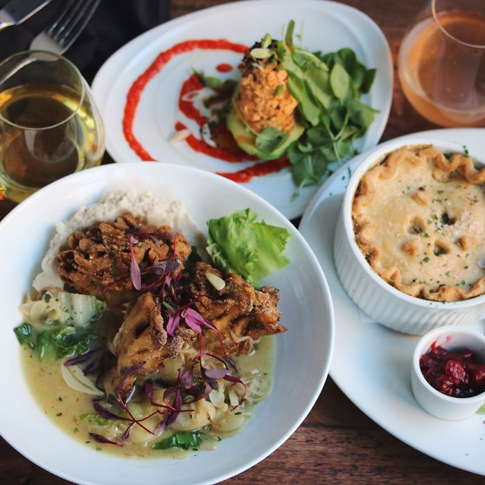The Absolute Best Places To Eat Vegan In New York