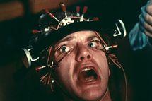 """A Clockwork Orange"" Malcolm McDowell 1971 Warner"