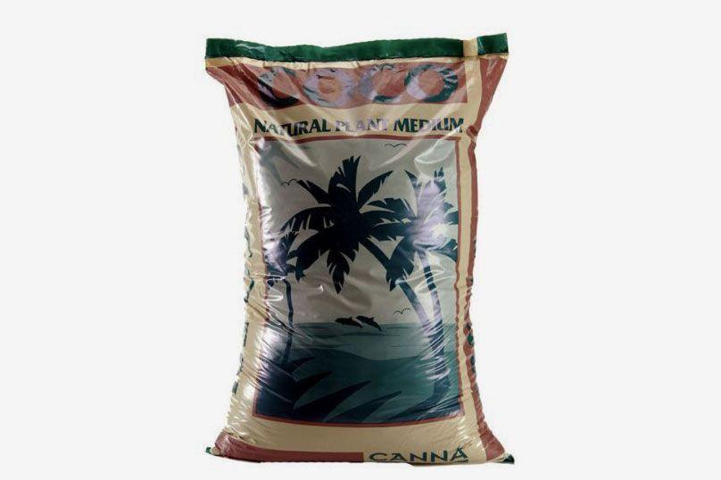 Canna Coco Natural 10 25 50 Litre Coir Growing Medium Bag Hydroponics